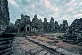 Retouchée_Temple de Bokor