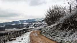 Les monts du Beaujolais