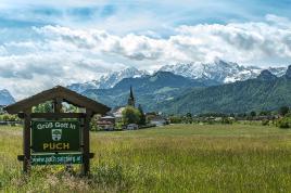 village d'Autriche
