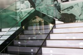 Ou est l'escalier ?
