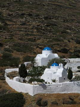 Eglise Cyclades