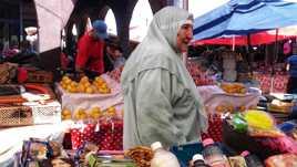 marche marocain