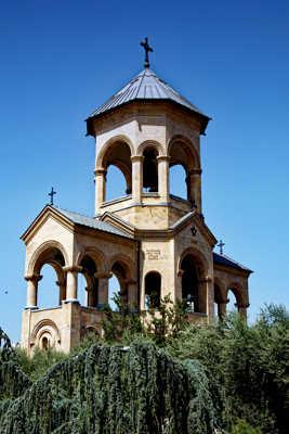 Eglise géorgienne