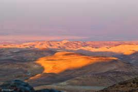 le silence du désert