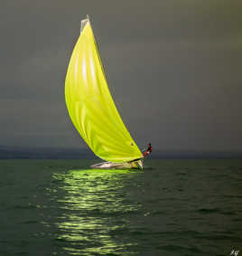 Au vent et à la lumière