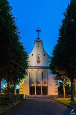 Sainte Thérèse à l'Heure Bleue