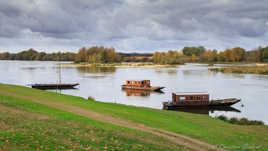 Sur la Loire sauvage