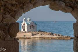 chapelle à Kalamaki (Crète)