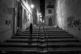 Un soir dans une ruelle