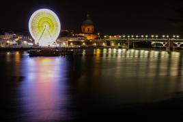 Grande roue Toulouse