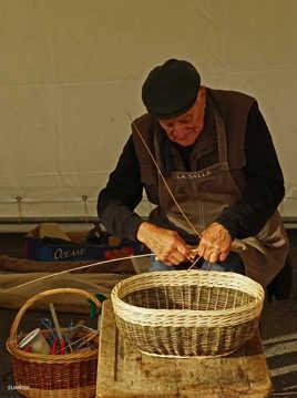 Fabrication de panier