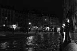 Les pavés parisiens