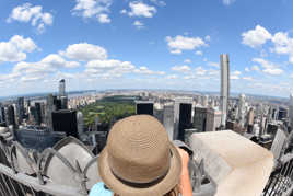 New York, New York....