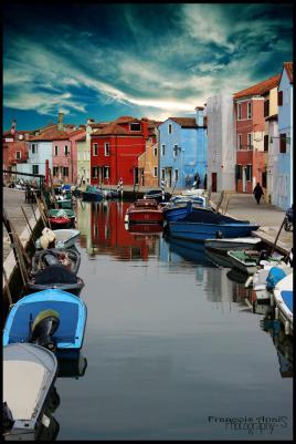 La beauté de Venise...