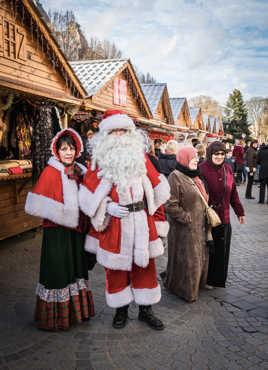 Mere Noel et Papa Noel