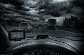 La pluie? même pas peur...