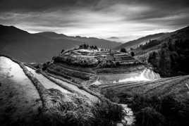 La colline - Jerhus