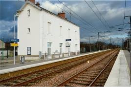 Gare de Vertou (44)