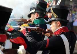 Col Vert Col Rouge Frères d'armes
