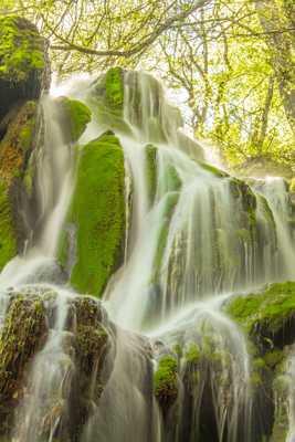 cascade de La Claire Fontaine