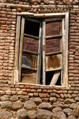 Fenêtre de bois