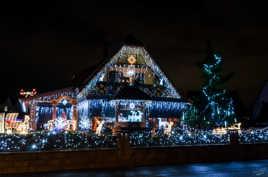 La maison du père Noël !!