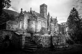 Ecosse - Robert Bruce's Chapel