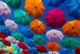 vol de parapluie
