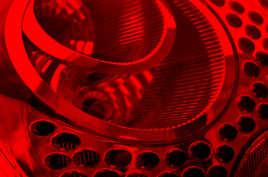 une couleur ( rouge )