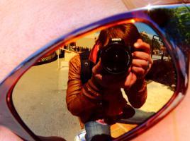 le selfie du photographe