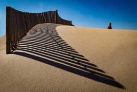 Ombre et dune