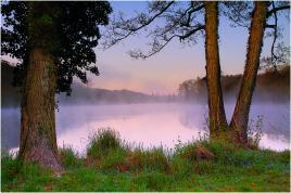 étang en Picardie