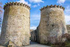 La porte Jeanne D Arc