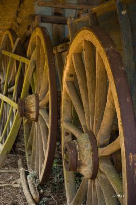 Les vielles roues