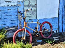 Pauvre vélo