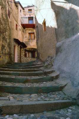 Ruelle en escaliers