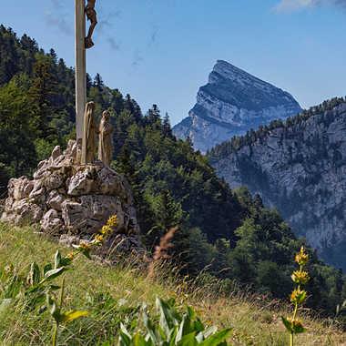 Calvaire en Chartreuse par patrick69220