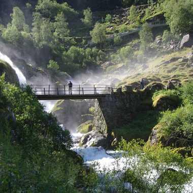 Photo en cascades par Myrtille