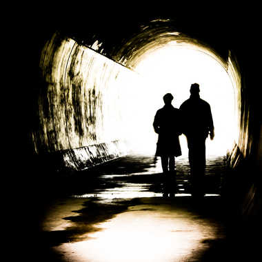 Lumière d'espoir... par Philipounien