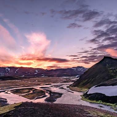 Good morning, Iceland par florencia