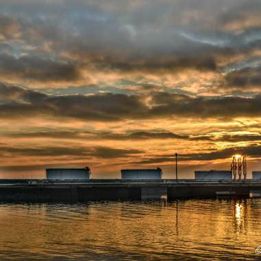 Le Port du Havre par Eric Adde