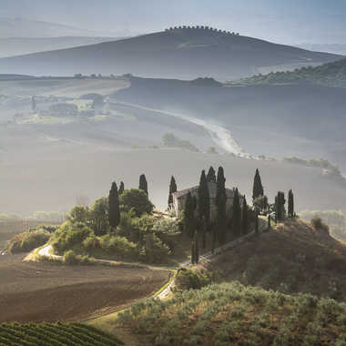 La Toscane par Clara64