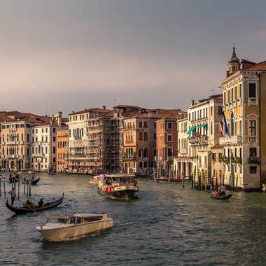 A l'ombre du grand canal par Stefano