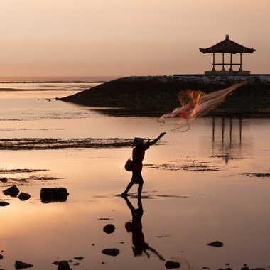 Le pêcheur de l'aube par Stiffi