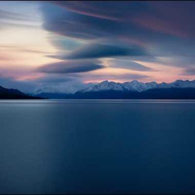 Sunset Lake Pukaki par AlexM