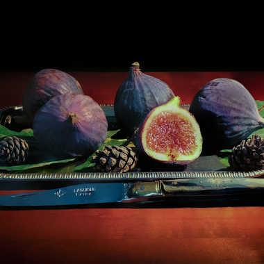 Les Figues ... par Buissem