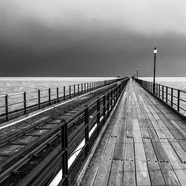 Southend on sea pier. par jeromeh