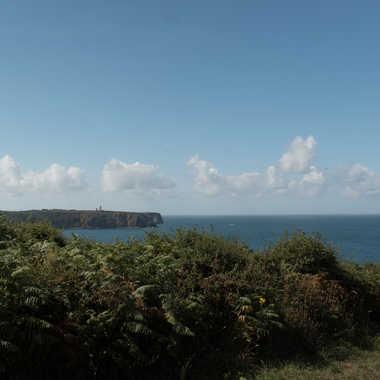 Le Cap Frehel par Nacaya