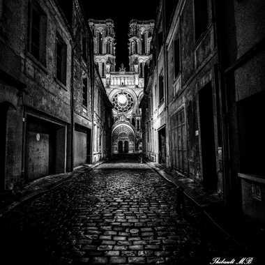 Vers la cathédrale par 3pphoto