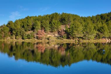 Lac la Cavayere par andalouse